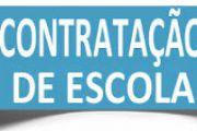 LISTA ORDENADA - CONTRATAÇÃO DE ESCOLA - Grupo 110 - H42